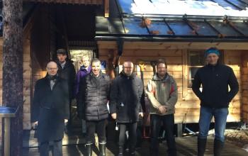 Moroccan Ambassador visits Hyytiälä Research Station
