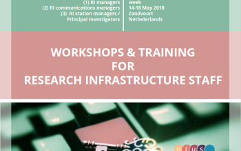 WORKSHOPS & TRAINING  FOR  RESEARCH INFRASTRUCTURE STAFF ORGANIZED DURING THE 6TH ENVRI WEEK