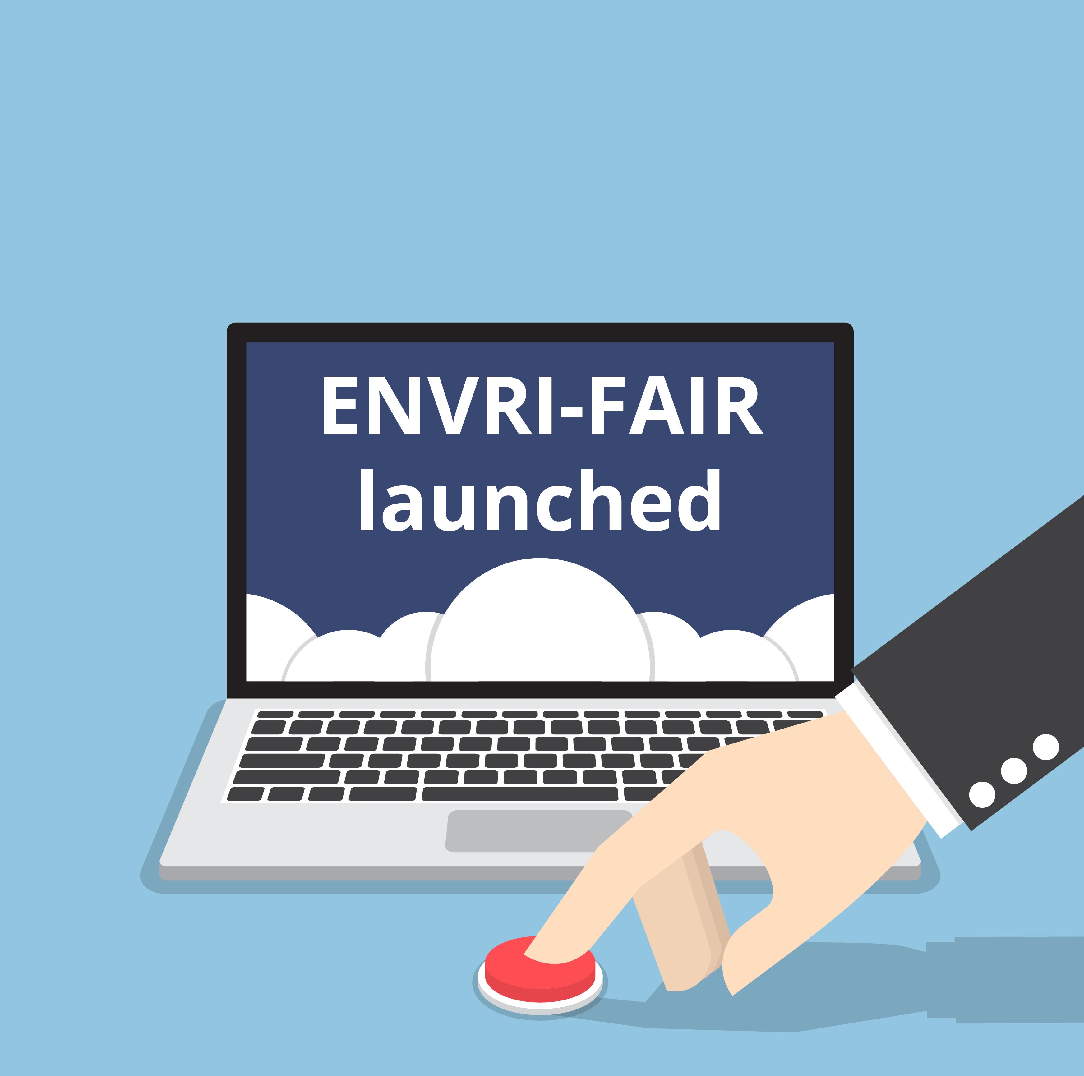 ENVRI FAIR launch