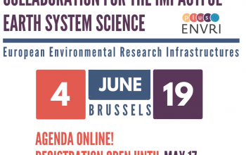 Final ENVRIplus event: agenda and registration online