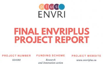 FINAL ENVRIplus report
